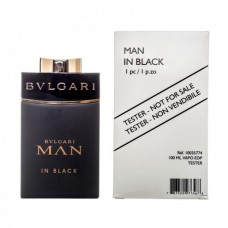 Тестер Bvlgar Man In Black Edp