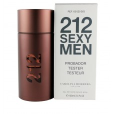 Тестер Carolina Herrera 212 Sexy Magnetic Men